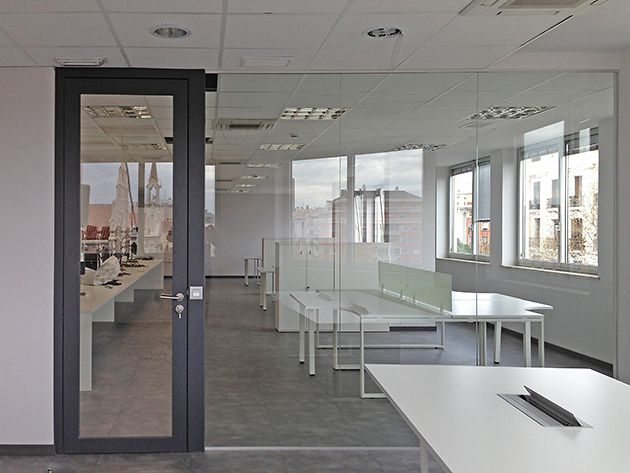 , Antana completes the expansion and integral refurbishment of an office