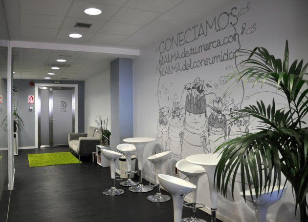 , Among the latest office remodelling projects in Madrid